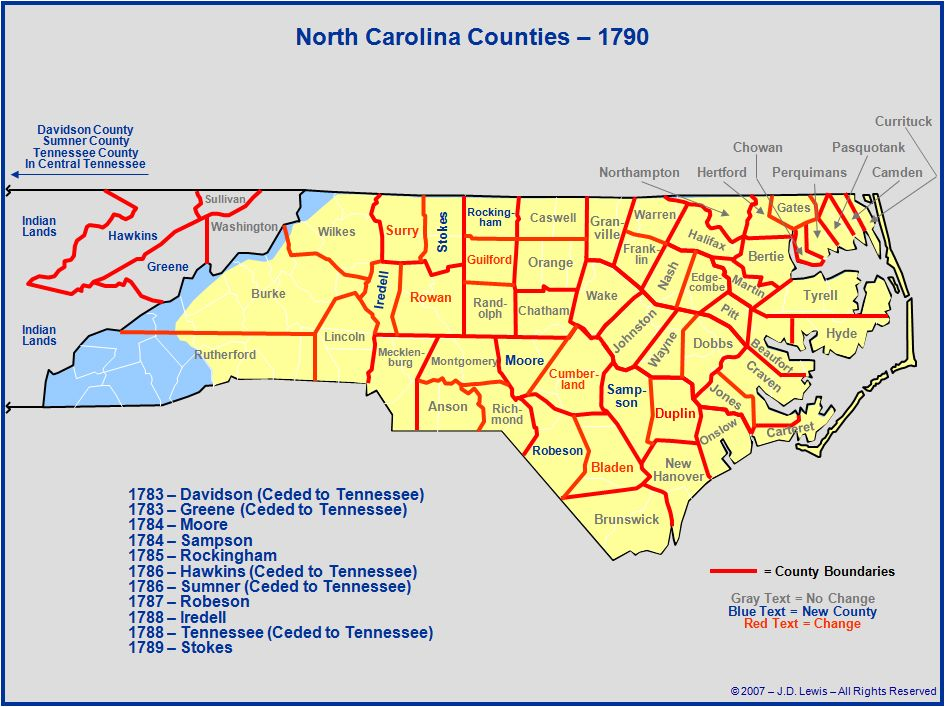 Map Of North Carolina Counties In To Map To Map - Map of north carolina with counties