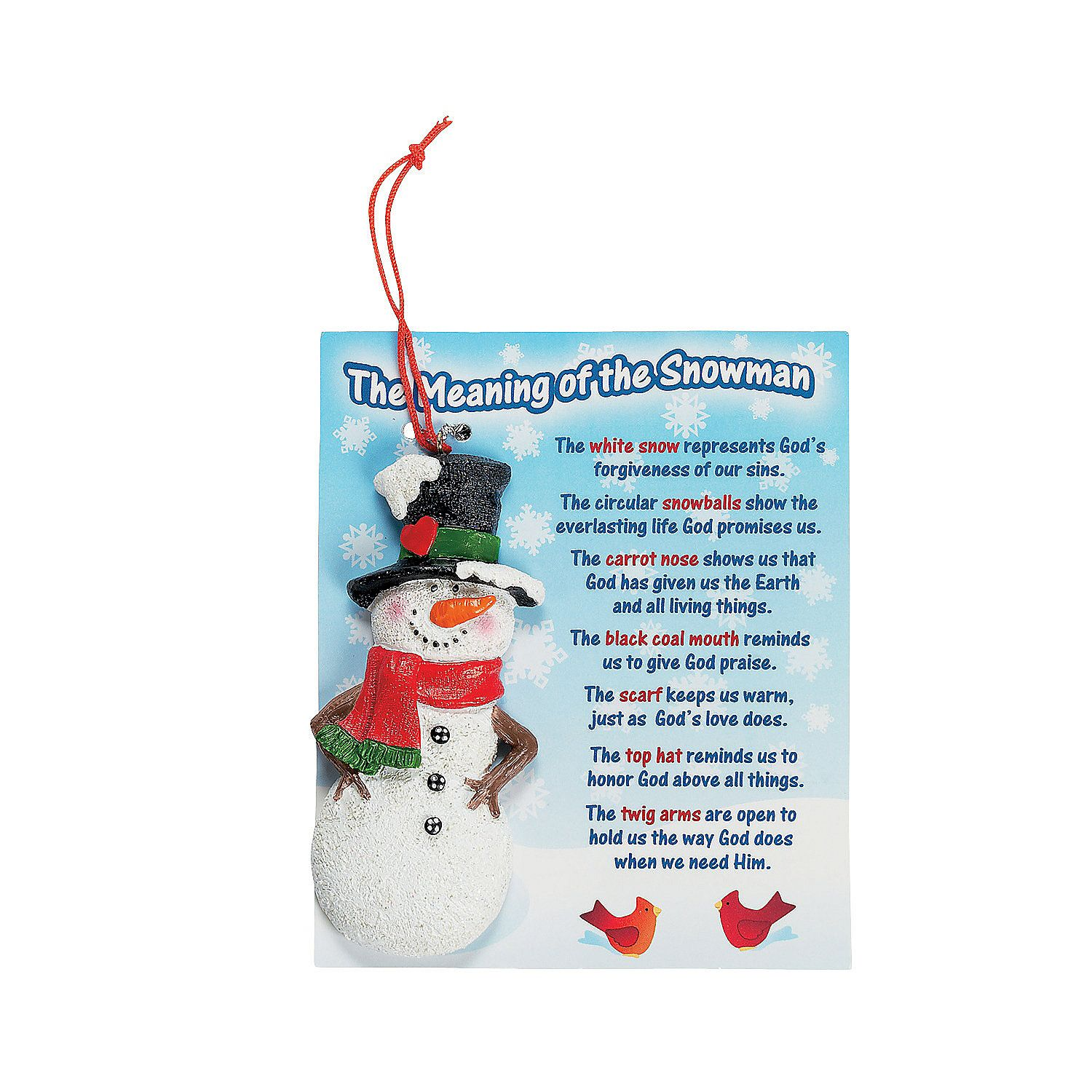 The Meaning Of The Snowman Christmas Ornaments On Card Discontinued Snowman Christmas Ornaments Christmas Ornaments Christmas Snowman