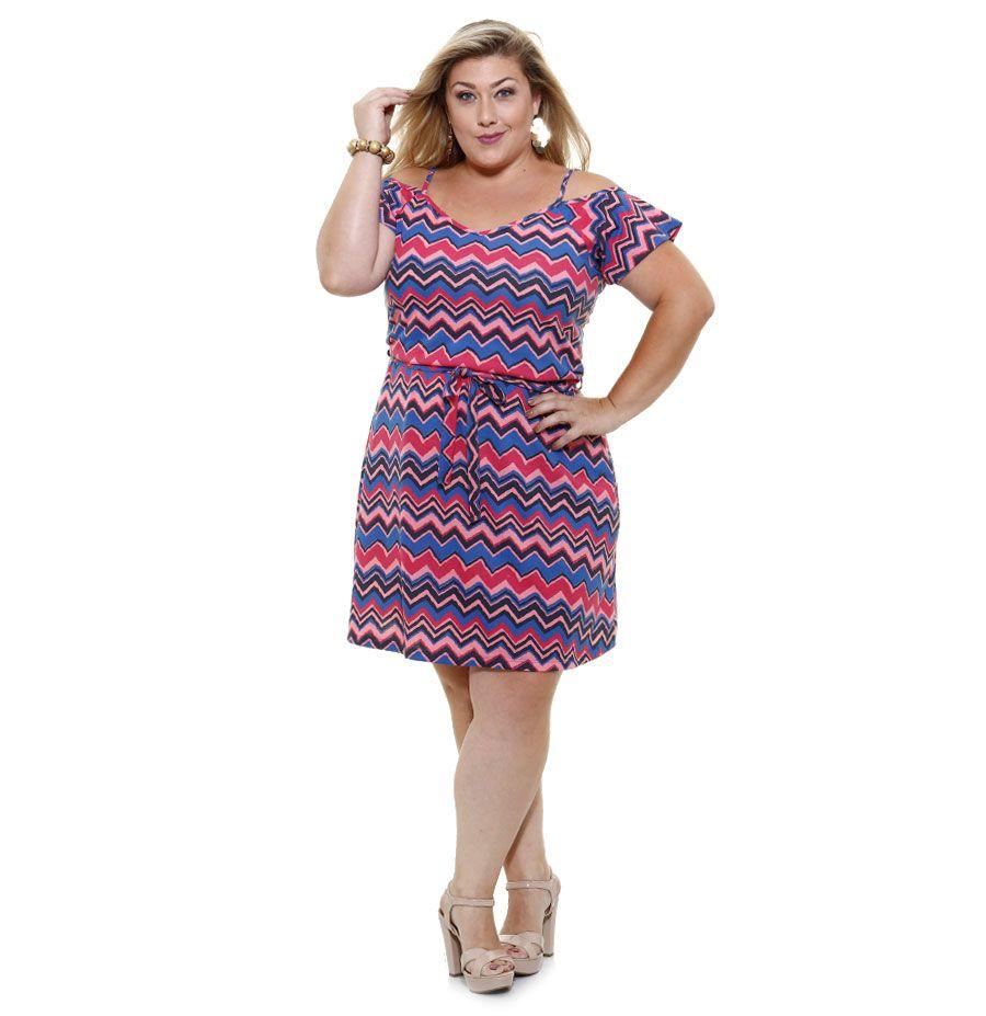 d9e7b66a5b Vestido feminino Ciganinha tamanho especial Marisa. Vestido feminina  tamanho especial