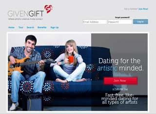 Artistic dating websites