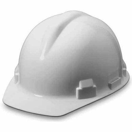 Honeywell Rws 52004 White Hard Hat With Ratchet Suspension Walmart Com Hard Hat Hard Hats Honeywell