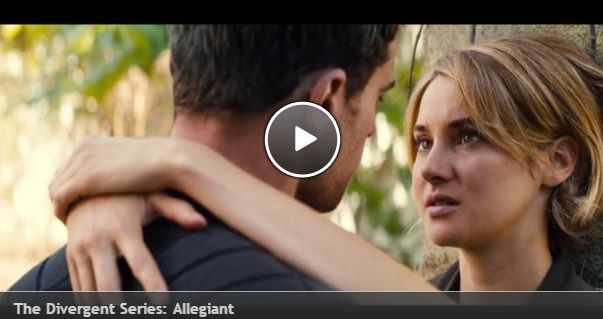 Ita streaming allegiant divergent cinema