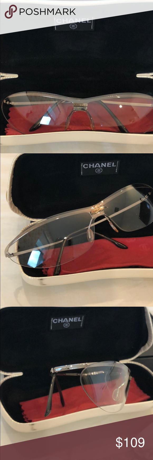 d5e317e3831f Brand New Chanel Sunglasses Brand new, never worn, all tags, case and box
