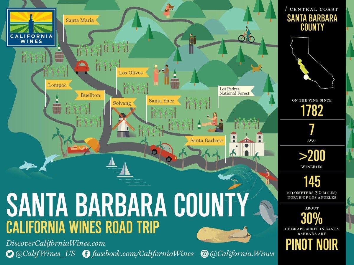 Memorable Pacific Coast Highway Road Trip Itinerary Trips Santa - Map of us pacific coast
