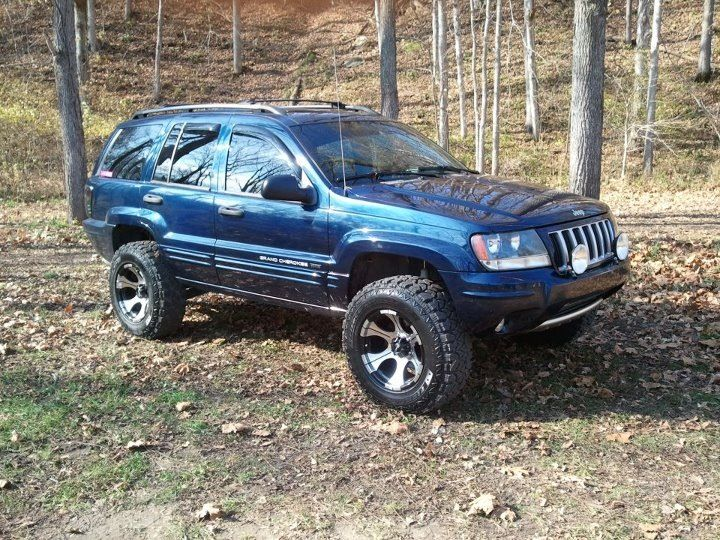 2004 Jeep Grand Cherokee Special Edition Jeep Wj Jeep Grand