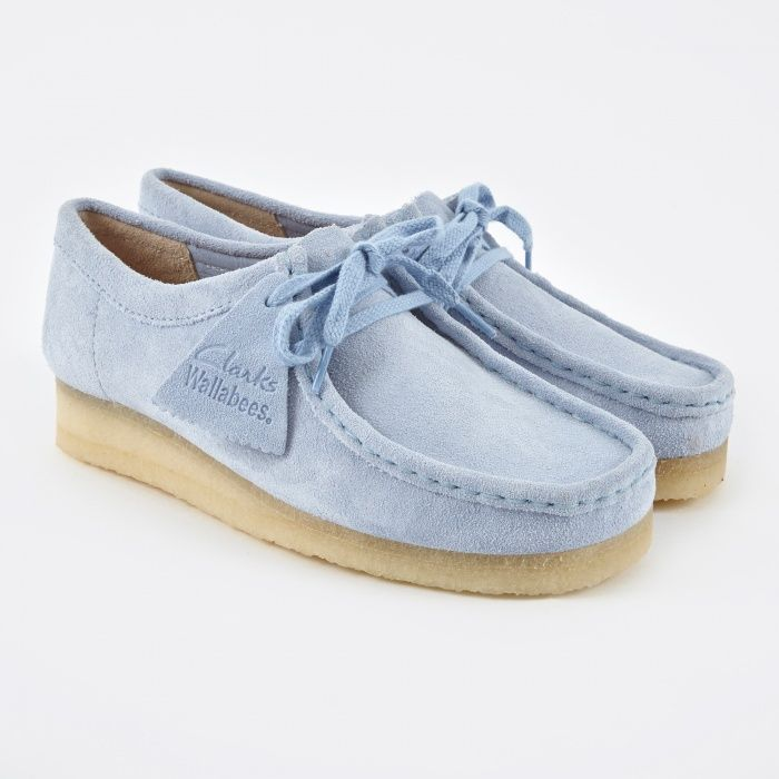 baby blue clarks wallabees off 52