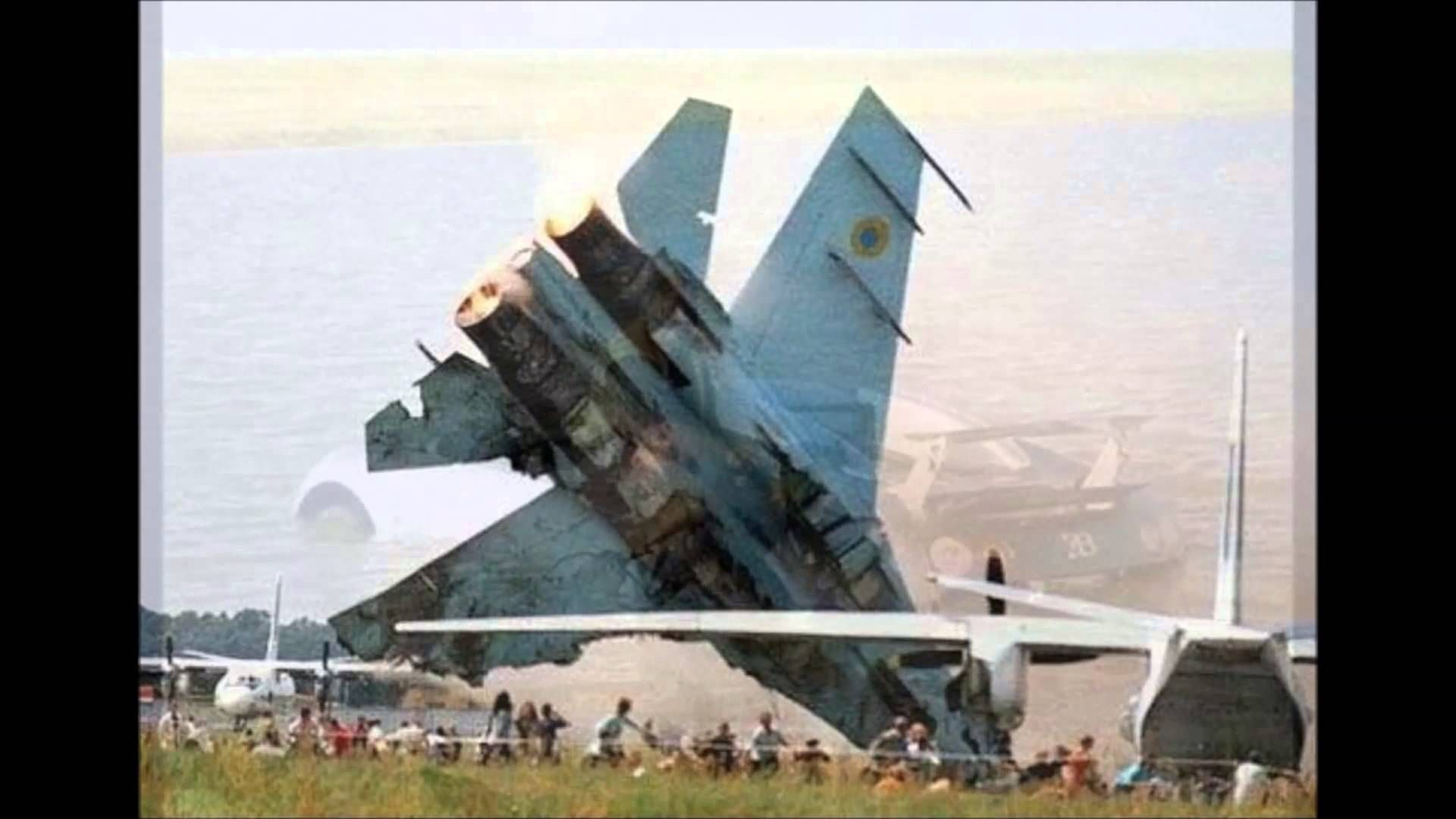Unbelieable Facts Aviation accidents, Funny accidents