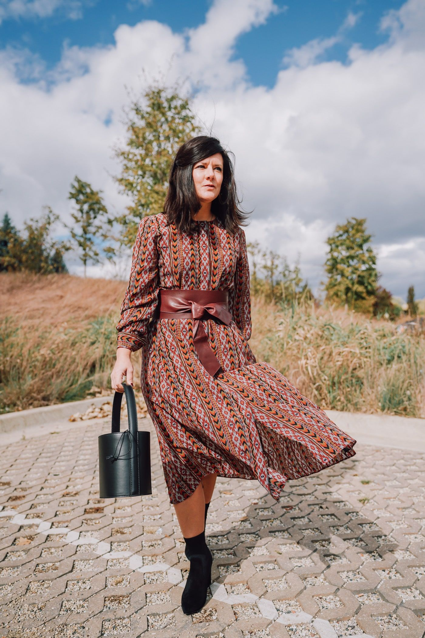 Fall With Lafayette 148 New York London fashion bloggers