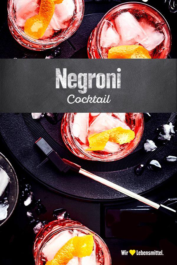 Negroni #cocktaildrinks