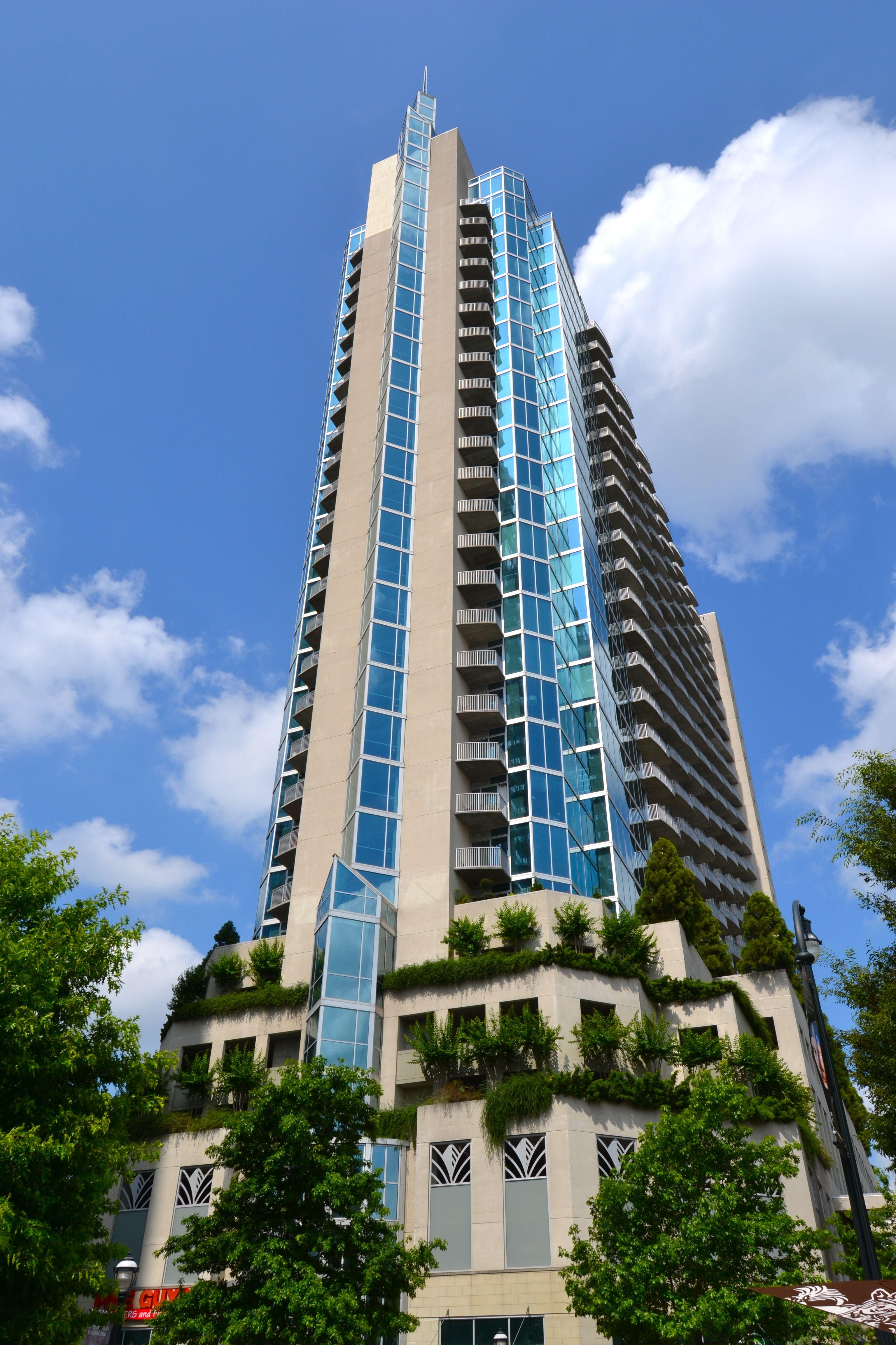 Midtown An Atlanta Intown Neighborhood Condo Design Midtown High Rise Building