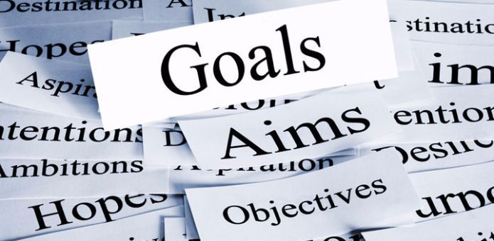 Goals are based on my needs How does one determine the right goal - needs analysis