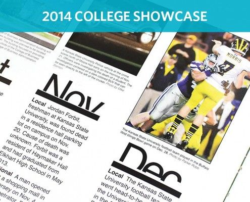 yearbook showcase top examples 2016 2018 yearbooks