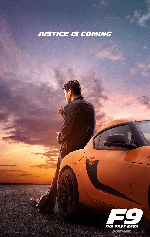 Fast Furious 9 Sung Kang As Han Filmes Completos Filmes Sung Kang