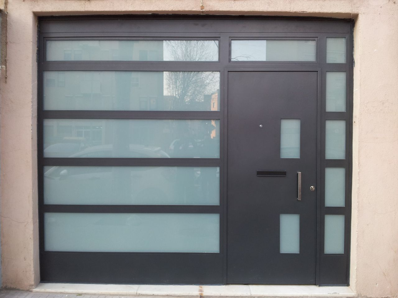 Puerta exterior | Loft | Pinterest | Imagenes de puertas, De puerta ...