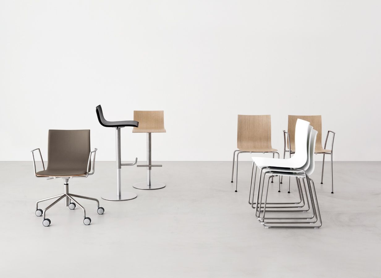 Phenomenal Lapalma Thin Chair Contemporary Furniture Interior Design Squirreltailoven Fun Painted Chair Ideas Images Squirreltailovenorg