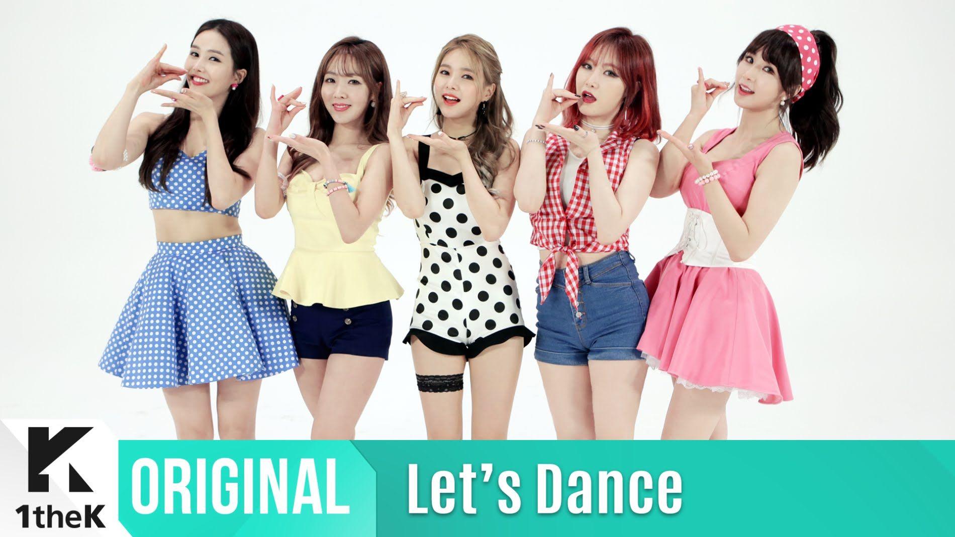 Let's Dance: FIESTAR(피에스타) _ APPLE PIE [SUB]