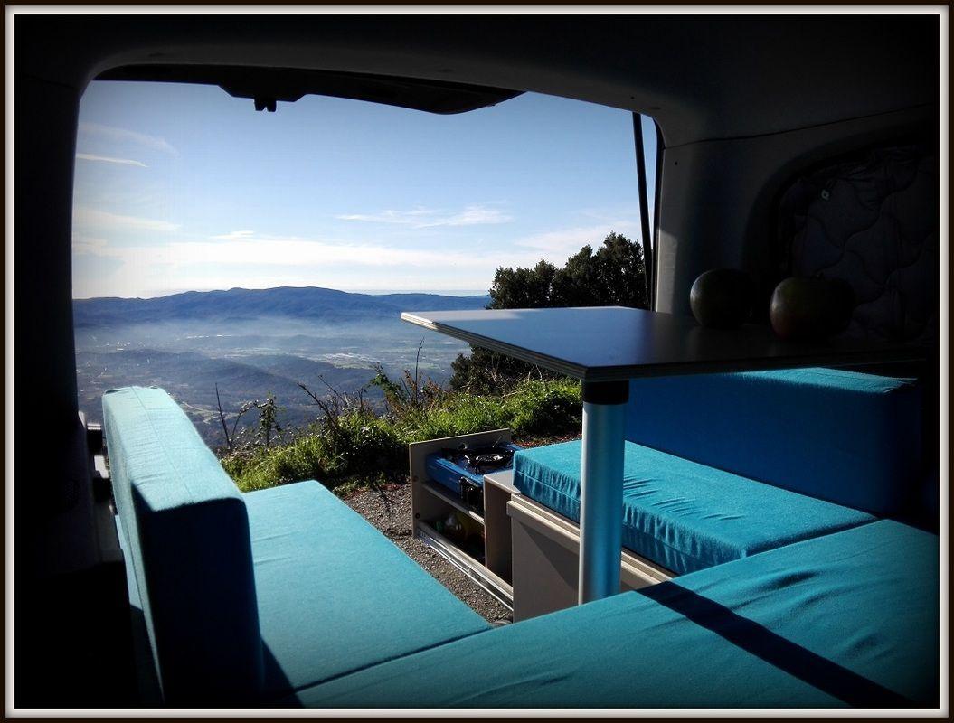 Fabricaci N De Muebles Camper Para Furgos Y Minifurgos Tipo  # Muebles Camper Peugeot Partner