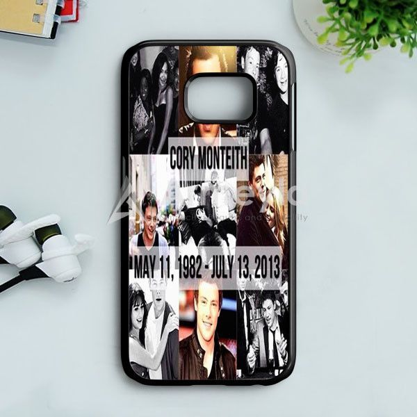 Corry Monteith In Remember Samsung Galaxy S7 Edge Case | armeyla.com