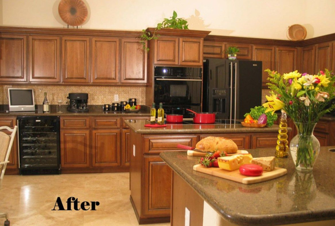 how to reface cabinets yourself house designer today u2022 rh steeldoor co Refacing Kitchen Cabinets DIY Kitchen Cabinets