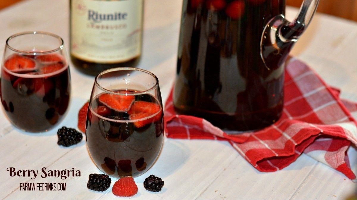 Olive Garden Berry Sangria Recipe Berry Sangria Olive Garden Berry Sangria Recipe Frozen Drinks Alcohol