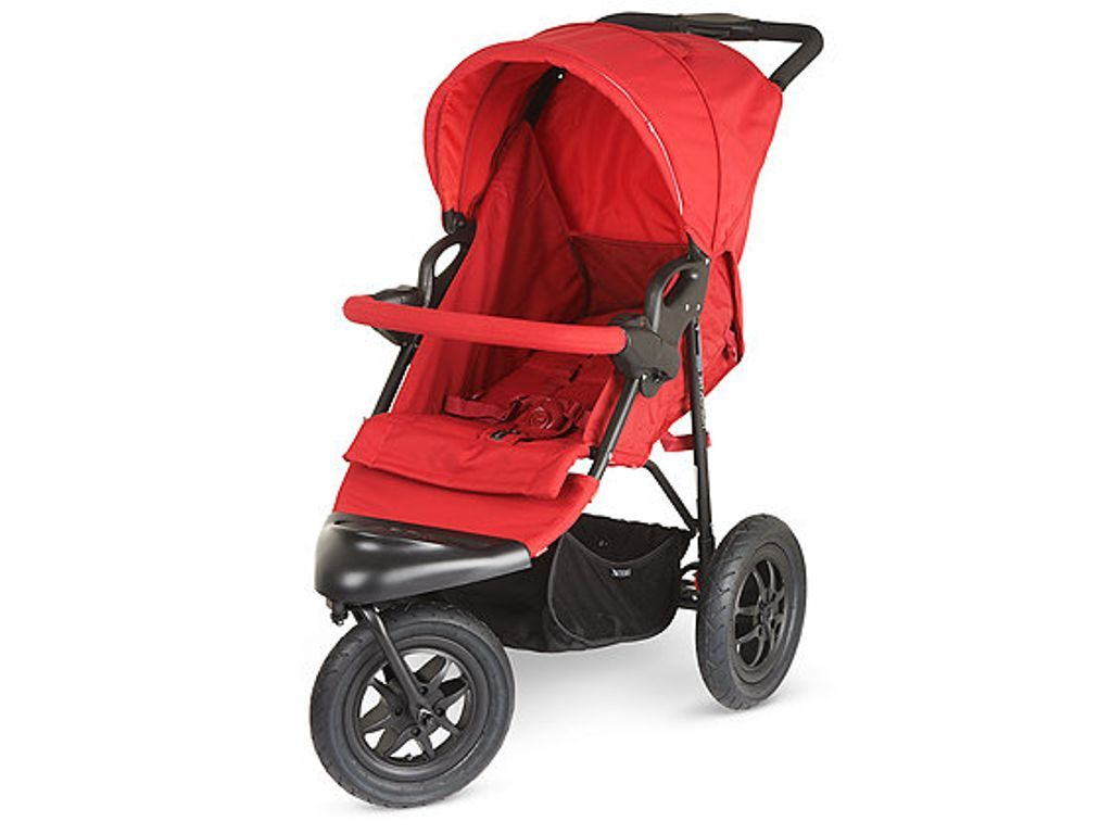 Mothercare Xtreme Pushchair Travel System - Red ...