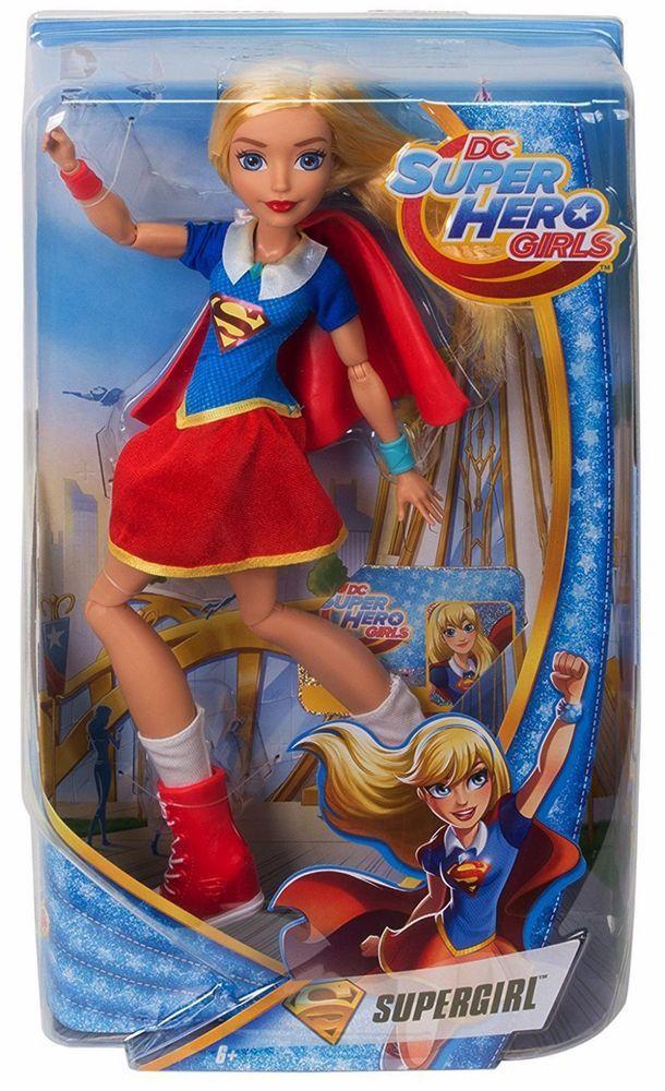 "Dc Comic SUPER HERO FILLES WONDER WOMAN 12/"" Action Figures"