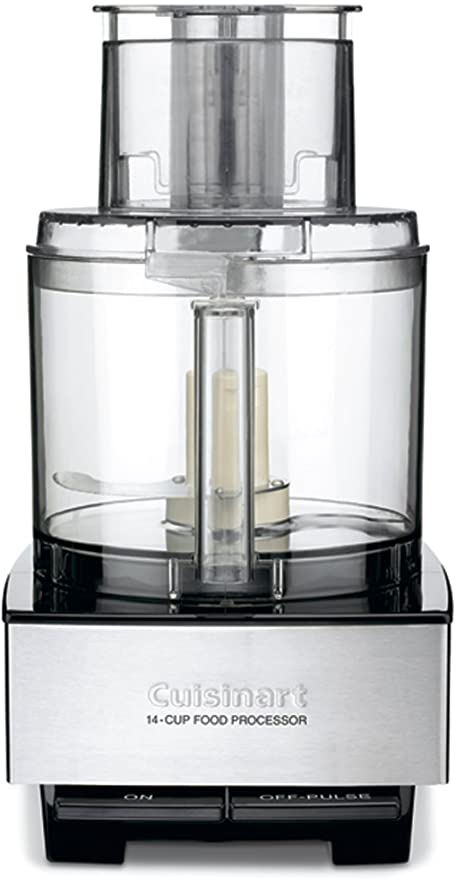 Amazon Com Cuisinart Dfp 14bcwny 14 Cup Food Processor Brushed Stainless Steel White Ki Food Processor Recipes Cuisinart Food Processor Best Food Processor 14 cup cuisinart food processor