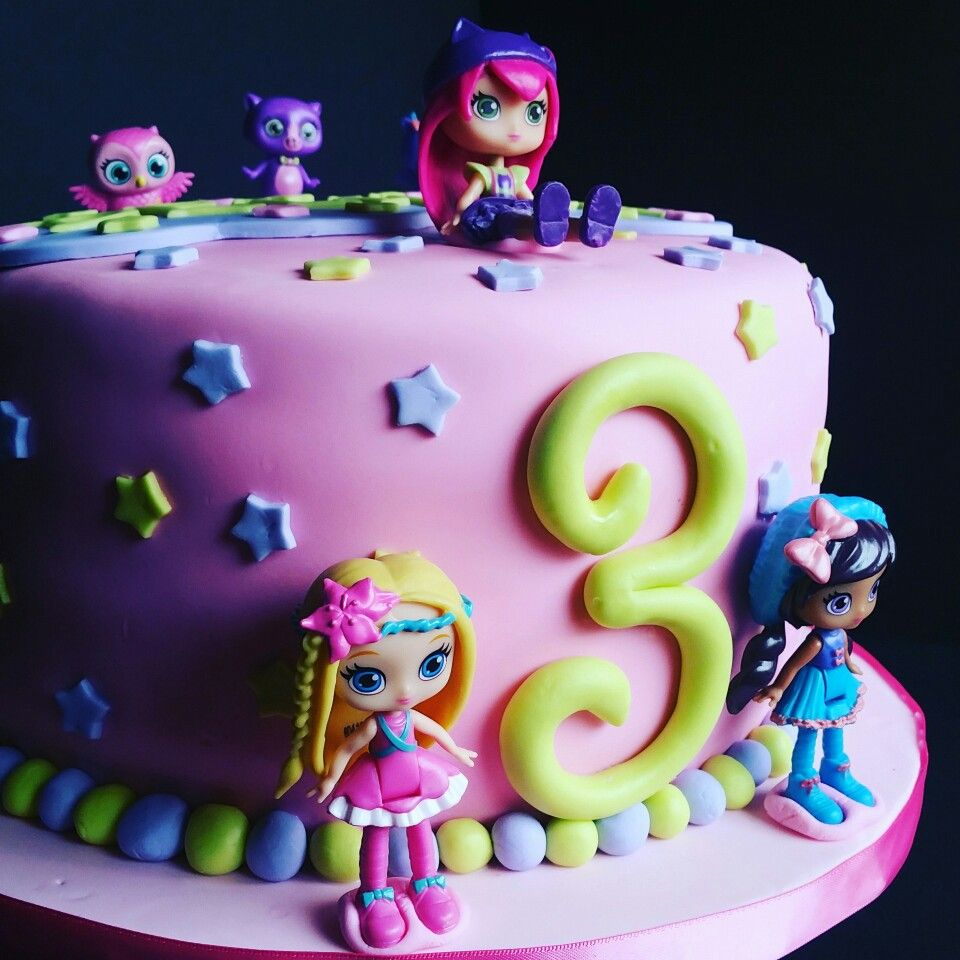 Pin by Ashley Ramos on Cakes | Birthday Cake, Cake, Little charmers