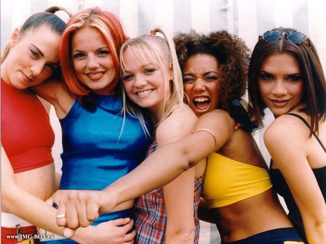 Spice Girls   The Coveteur