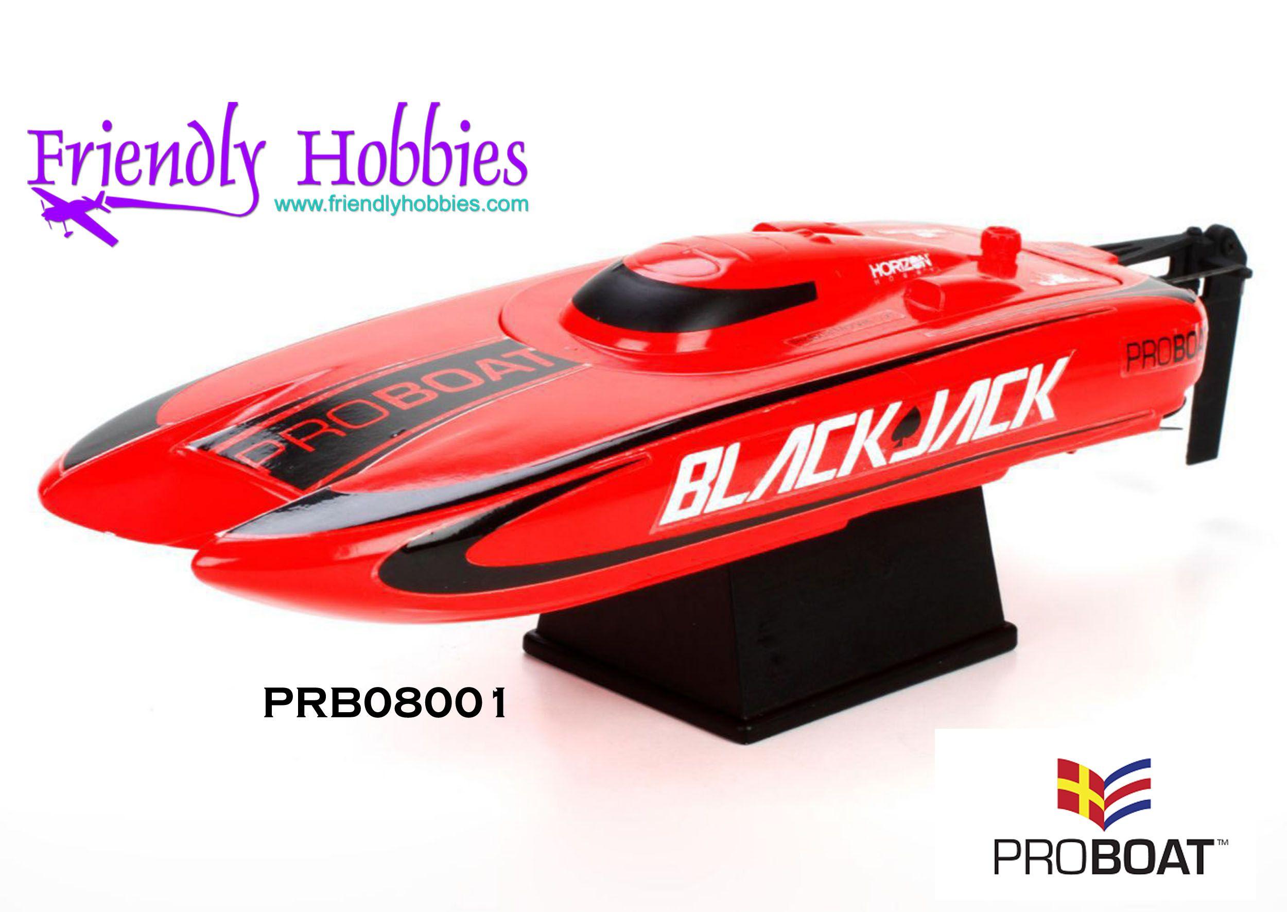 Blackjack Remote Control Boat