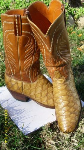 lucchese boots Vintage
