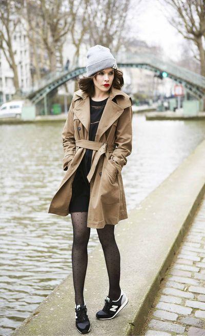 new balance femme comptoir des cotonniers