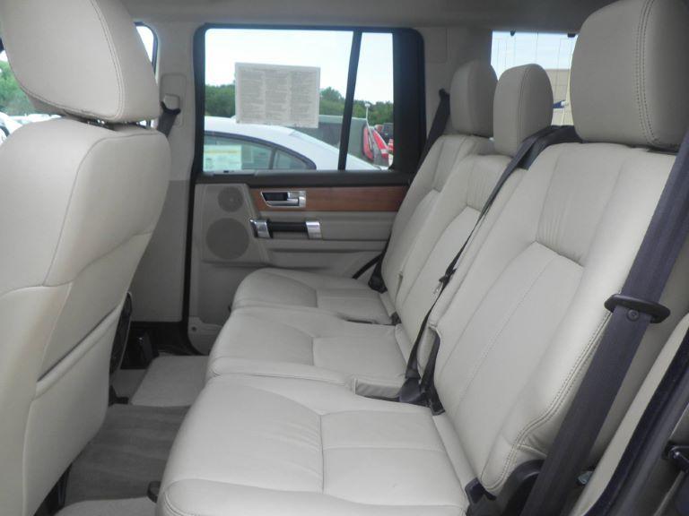 2012 Land Rover LR4 HSE LUX 4D Sport Utility