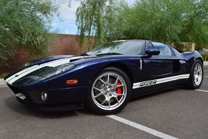 Ford Other Base Coupe 2 Door Ford Gt Ford Gt 2005 Ford