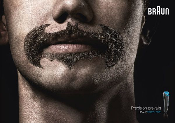 Examples of Creative Print Ad