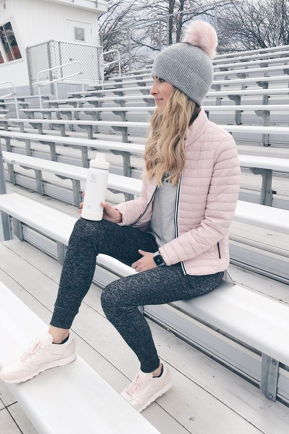 Winter Athleisure Outfit Ideas | Connecticut Style Blog