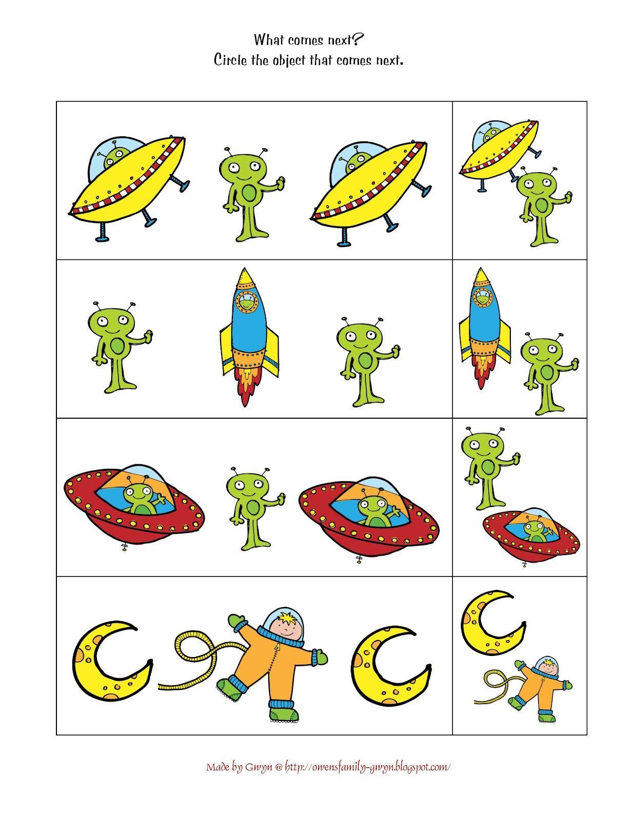 Kindergarten Writing Activities