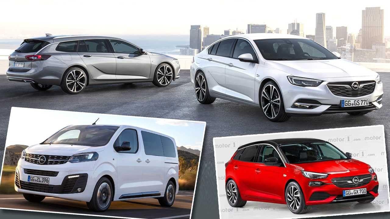 Opel Zafira Modell 2020 Spesification di 2020