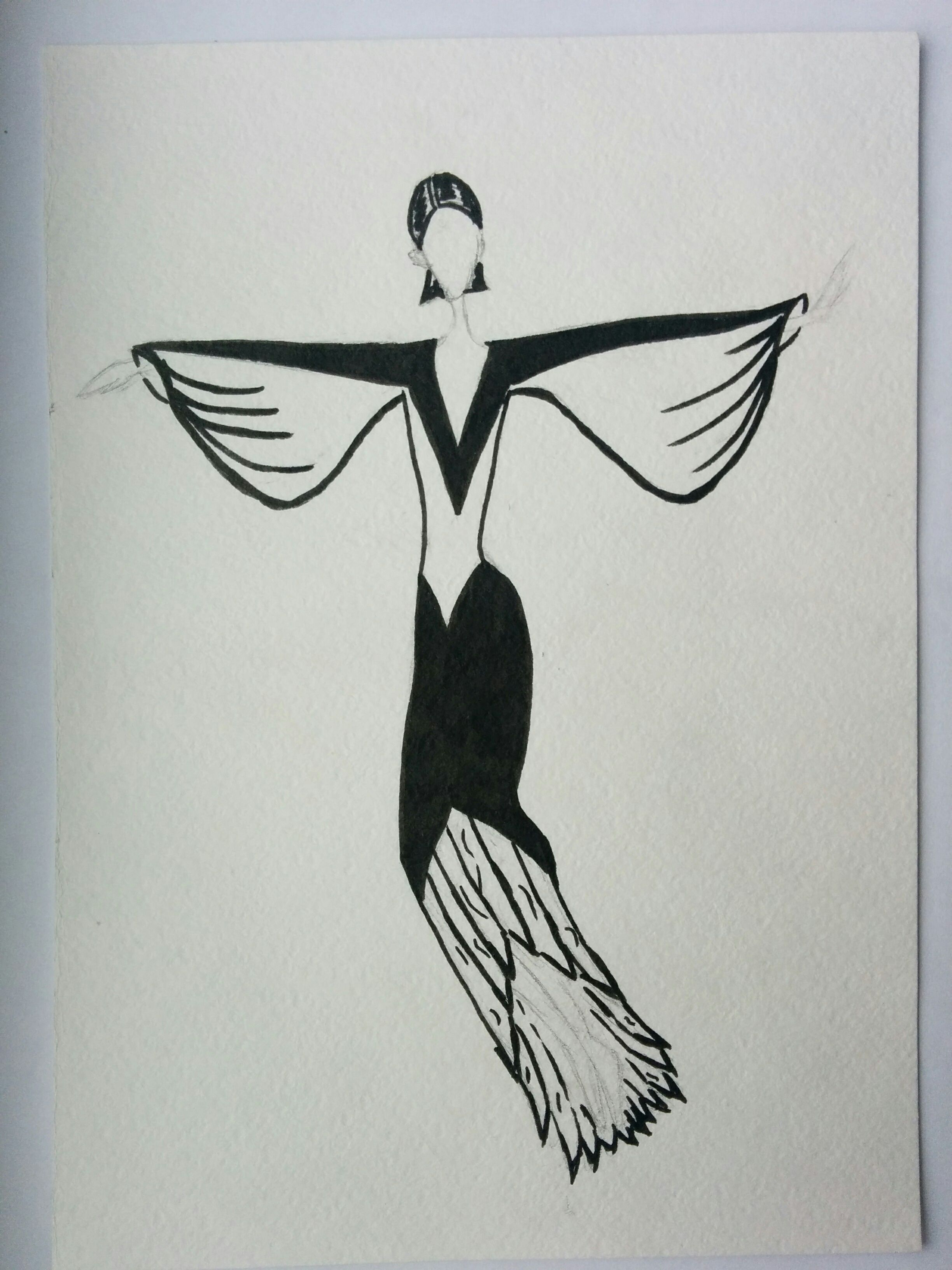"""""""Сорока на хвосте принесла"""". Сорока - переносчик заражения. Размышления о птичьих формах в одежде."""