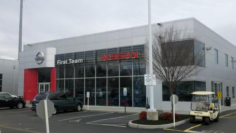 First Team Nissan >> First Team Nissan Client Dealerships One Team Nissan