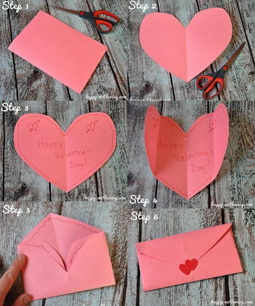 Lots of DIY Valentine Card Ideas to make your own awesome ...