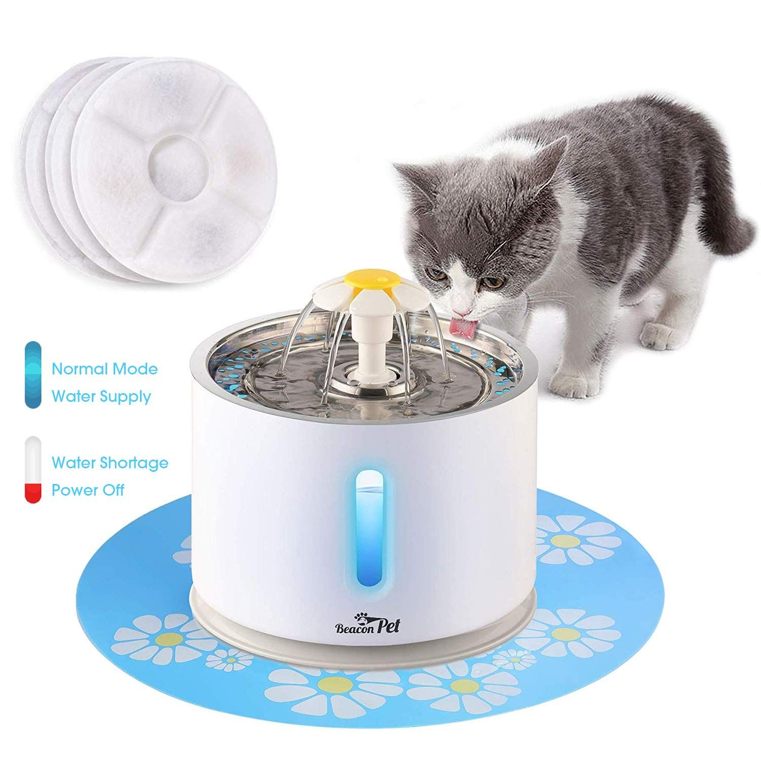 Cat House Ideas In 2020 Cat Water Fountain Water Fountain Dog Water Dispenser
