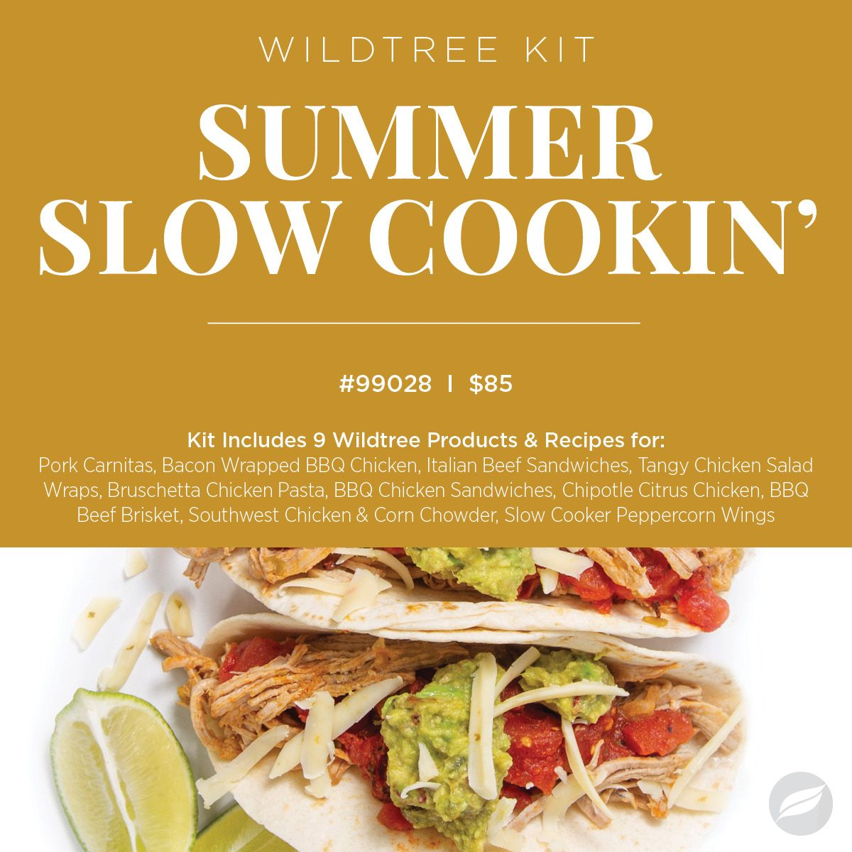 Wildtree Kits walk you through the simple steps of