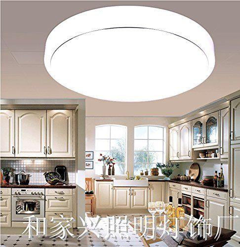 Modern And Minimalist Acrylic High Edge Wireless LED Ceiling Lamp Lights  Light Living Room Balconies Bedroom