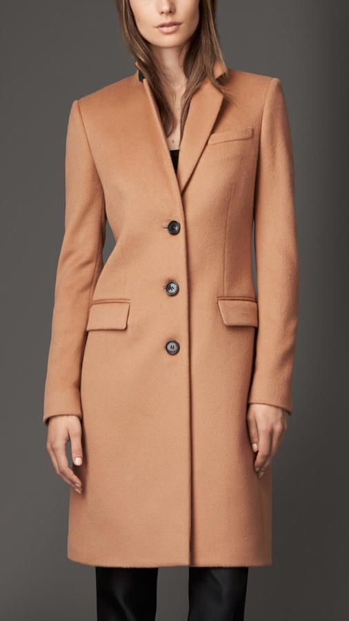 Burberry Wool Cashmere Coat on shopstyle.com | Ideas for Future ...