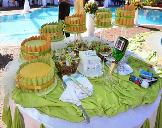 Cake Arrangement Design Kenya Google Search Wedding Cup Cakes