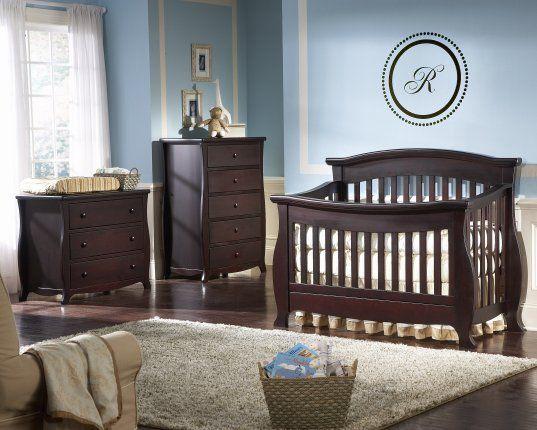 Baby S Dream Renaissance Collection Espresso Nursery Furniture