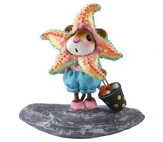Sweet Starfish Treater! by Wee Forest Folk®