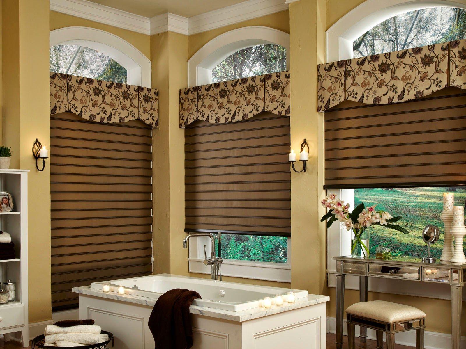 Curtain Ideas Bathroom Curtains Blinds Ideas Curtains With Blinds Sunroom Window Treatments Bathroom Window Treatments [ 1200 x 1600 Pixel ]