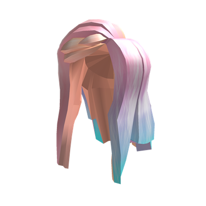 Customize Your Avatar With The Long Pastel Hair And Millions Of Other Items Mix Amp Match This Hair Access Spring Hairstyles Pastel Hair Pretty Girl Outfits